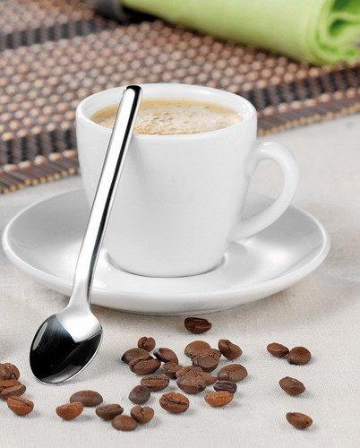 Espresso-/Moccalöffel BETTINA, Edelstahl 18/10, poliert